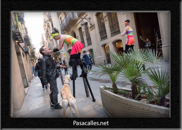 Pasacalles en Alcoy, Alicante